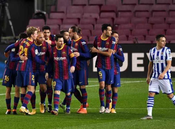 Prediksi Granada vs Barcelona